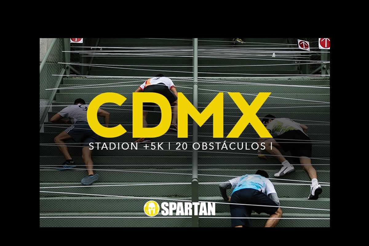 Spartan Estadio CdMx 2019