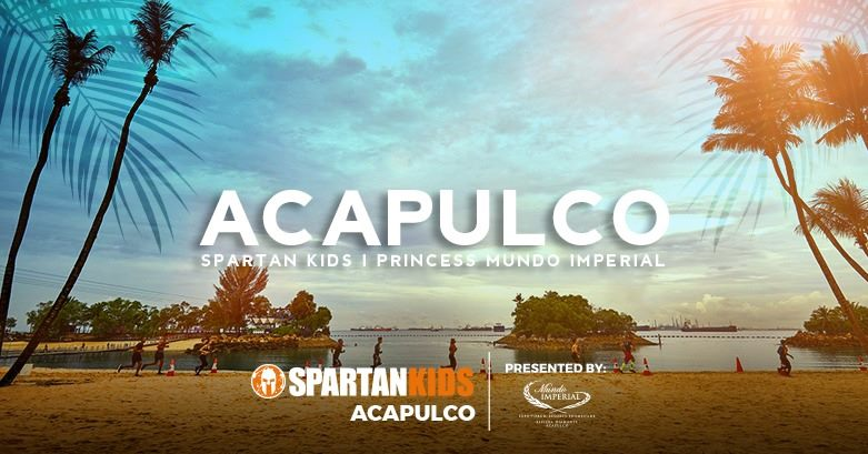 Spartan KIDS - Acapulco 2019