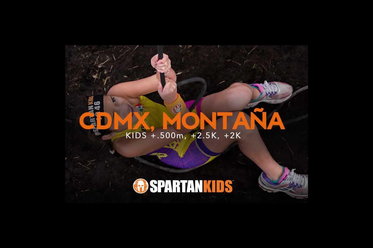 Spartan KIDS CDMX 2019