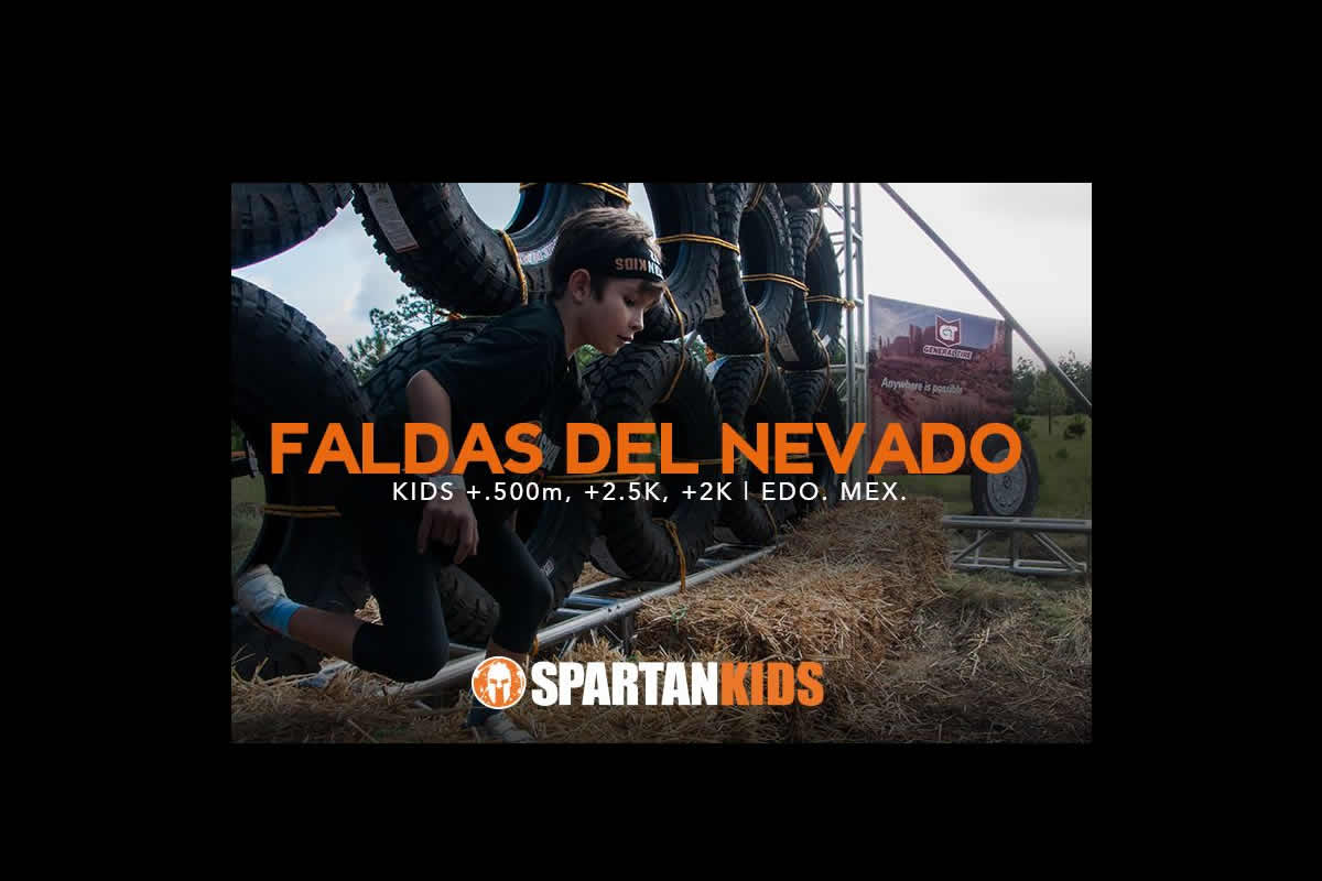 Spartan KIDS Faldas del Nevado 2019