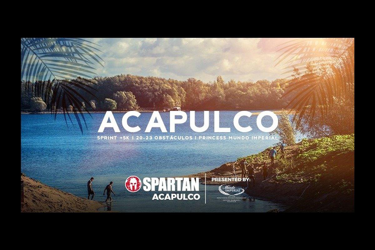 Spartan Sprint Acapulco 2019