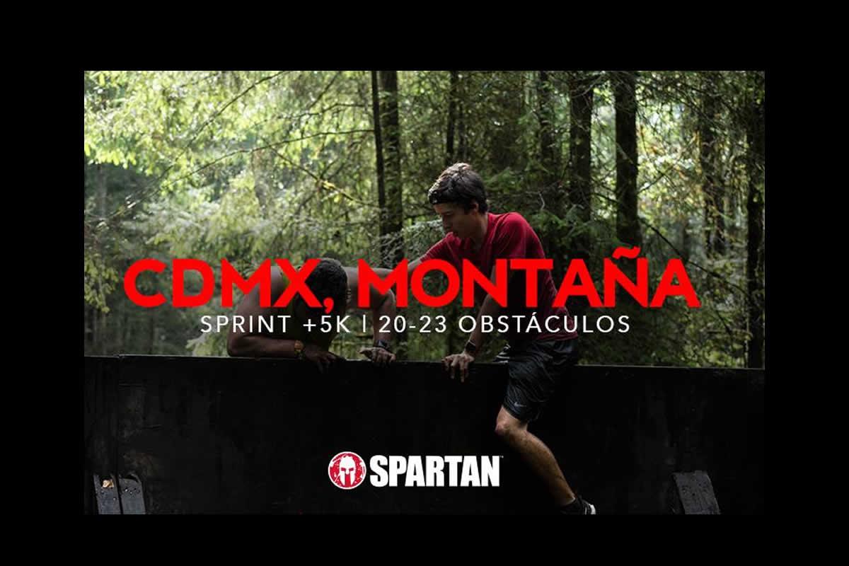 Spartan Sprint CDMX 2019