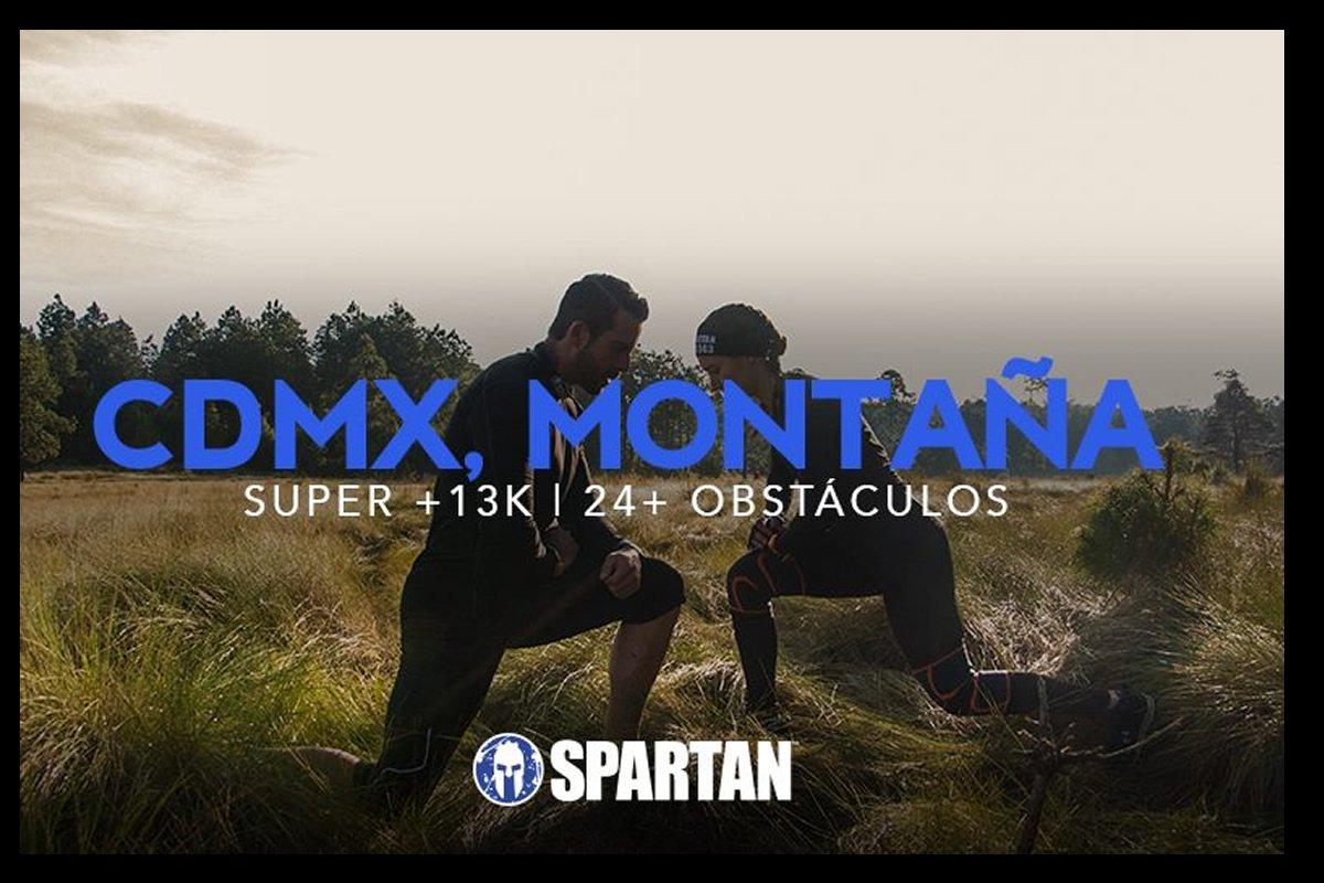Spartan Super CDMX 2019