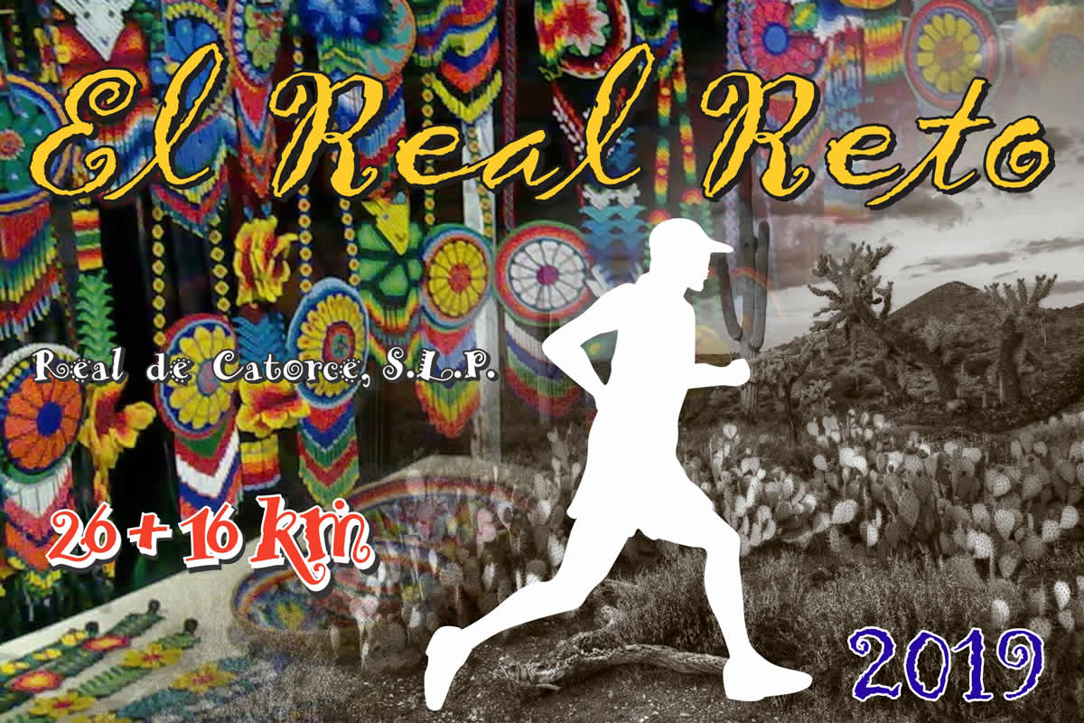 Trail real de catorce 2019