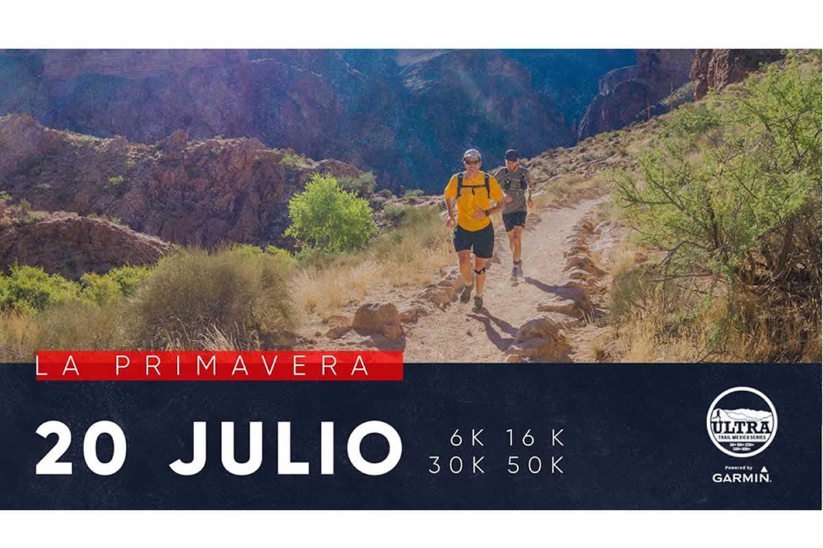 Ultra Trail La Primavera 2019