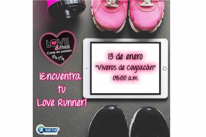 Run is in the air viveros de coyoacan