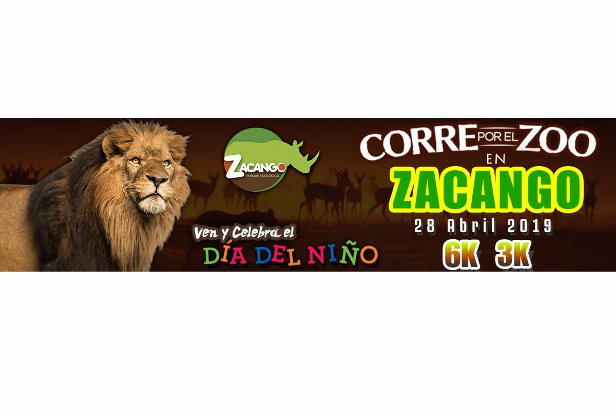 Carrera Corre por el Zoo en Zacango 2019