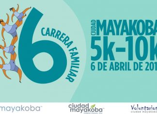 Carrera Familiar Ciudad Mayakoba 5K y 10K