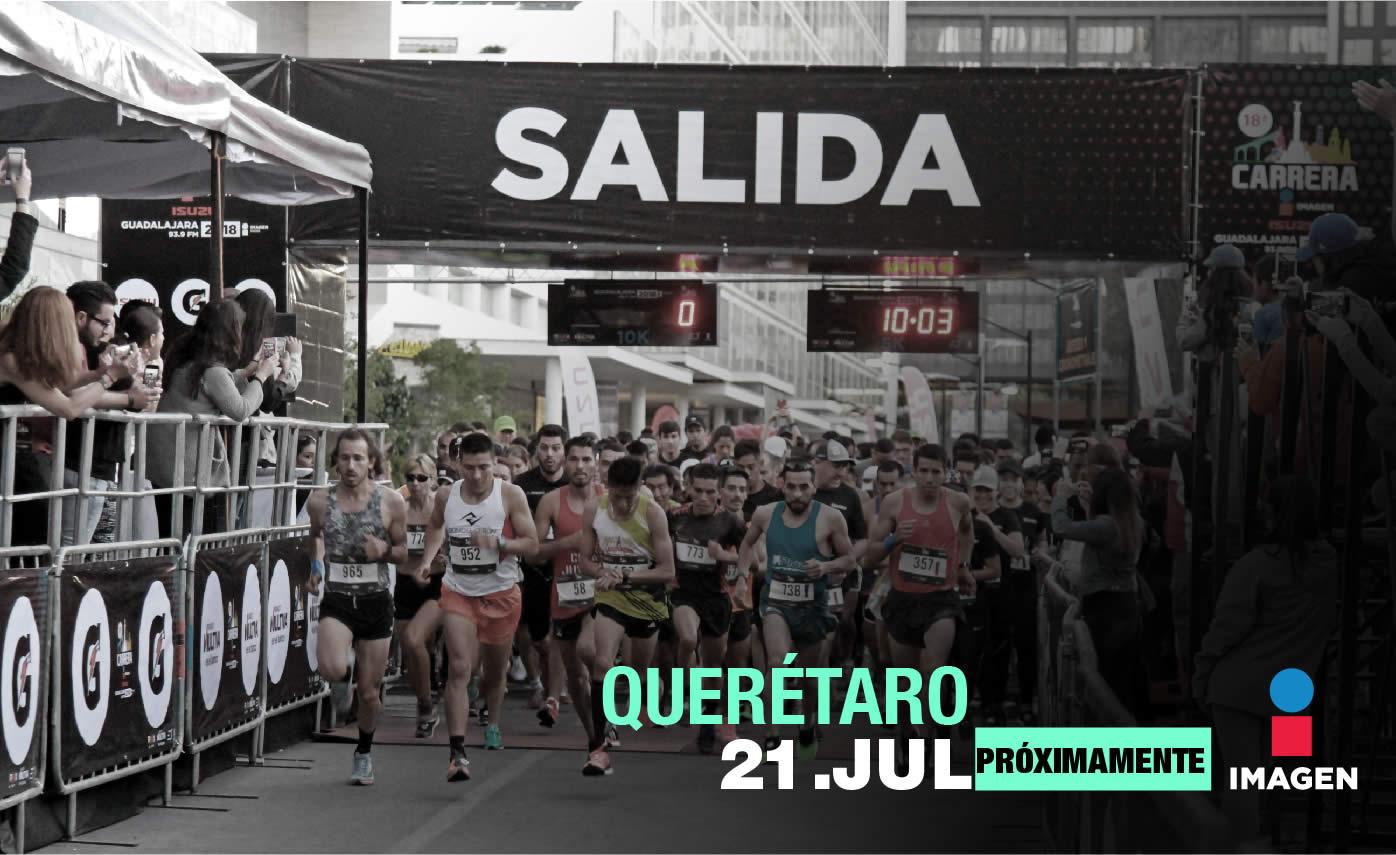 Carrera imagen Querétaro 2019