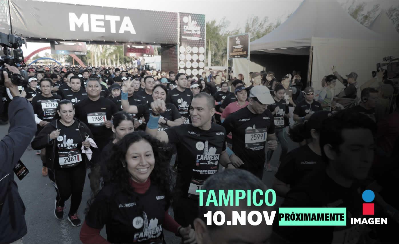 Carrera imagen Tampico 2019