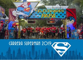 La carrera Superman 2019