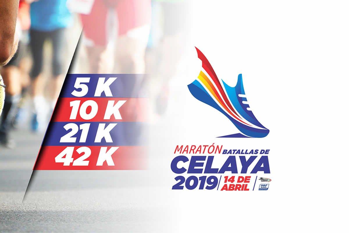 Maratón Las Batallas de Celaya 2019