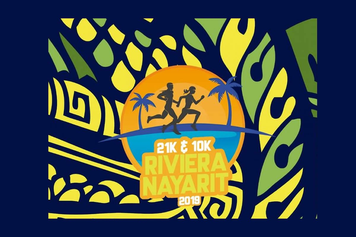 Medio Maraton 21k & 10k Riviera de Nayarit 2019