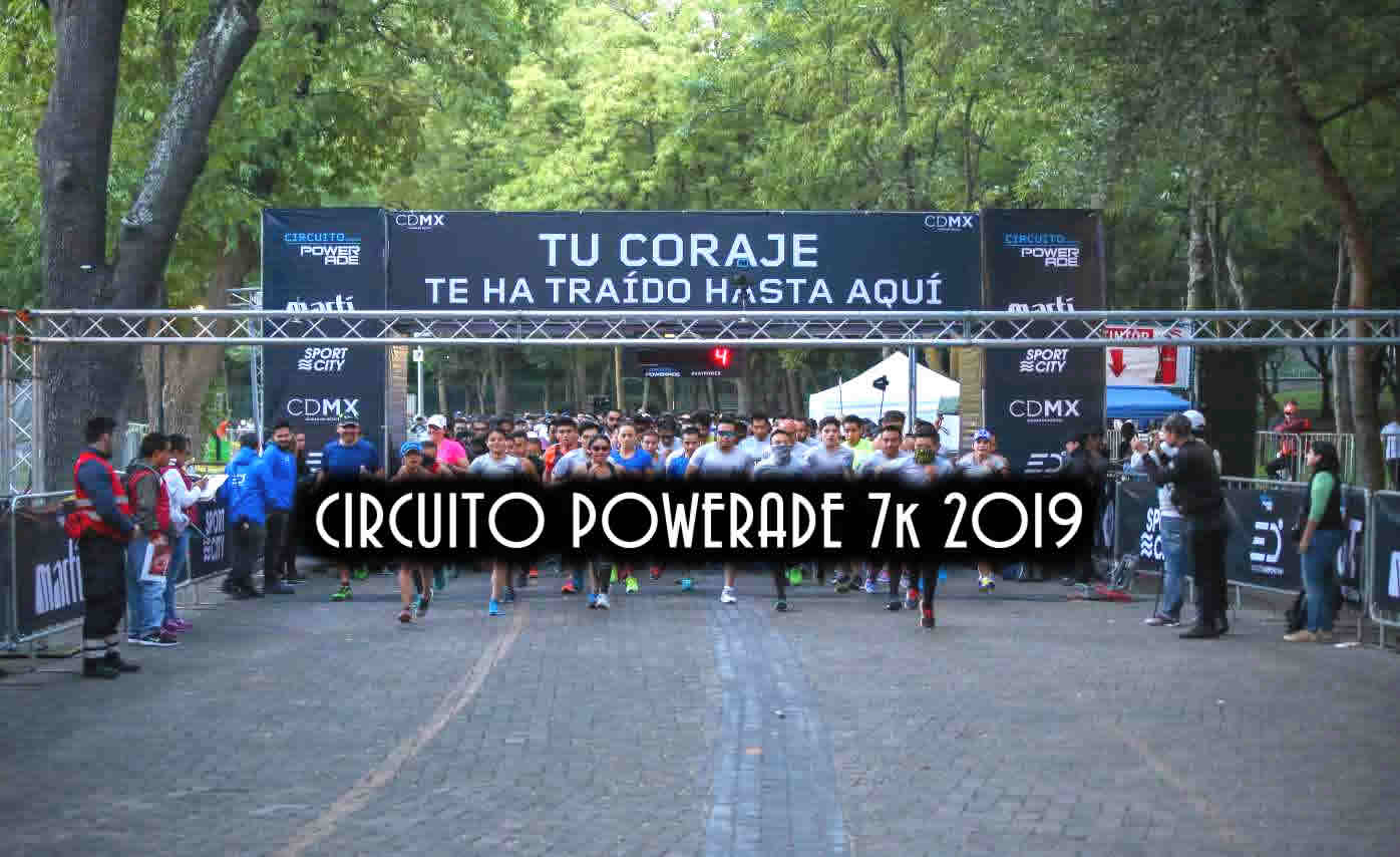 circuito powerade 7k 2019