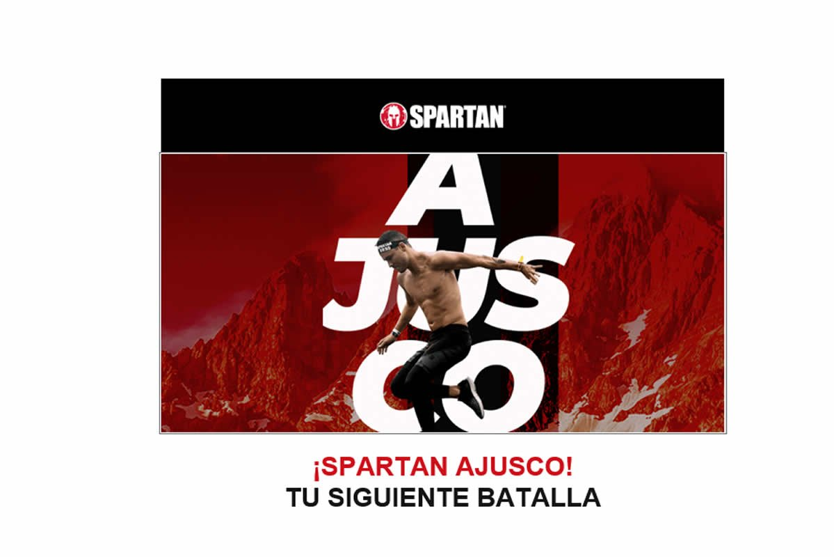 spartan race ajusco 2019