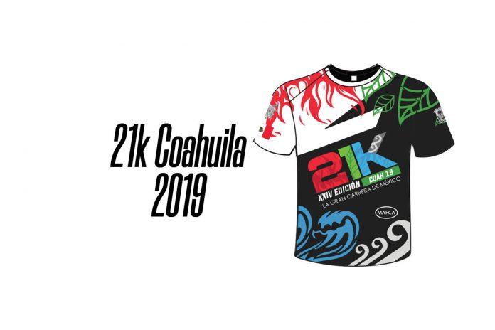 a8659d0fd Corre el 21k Coahuila, el próximo 9 de junio 2019 - En Donde Correr