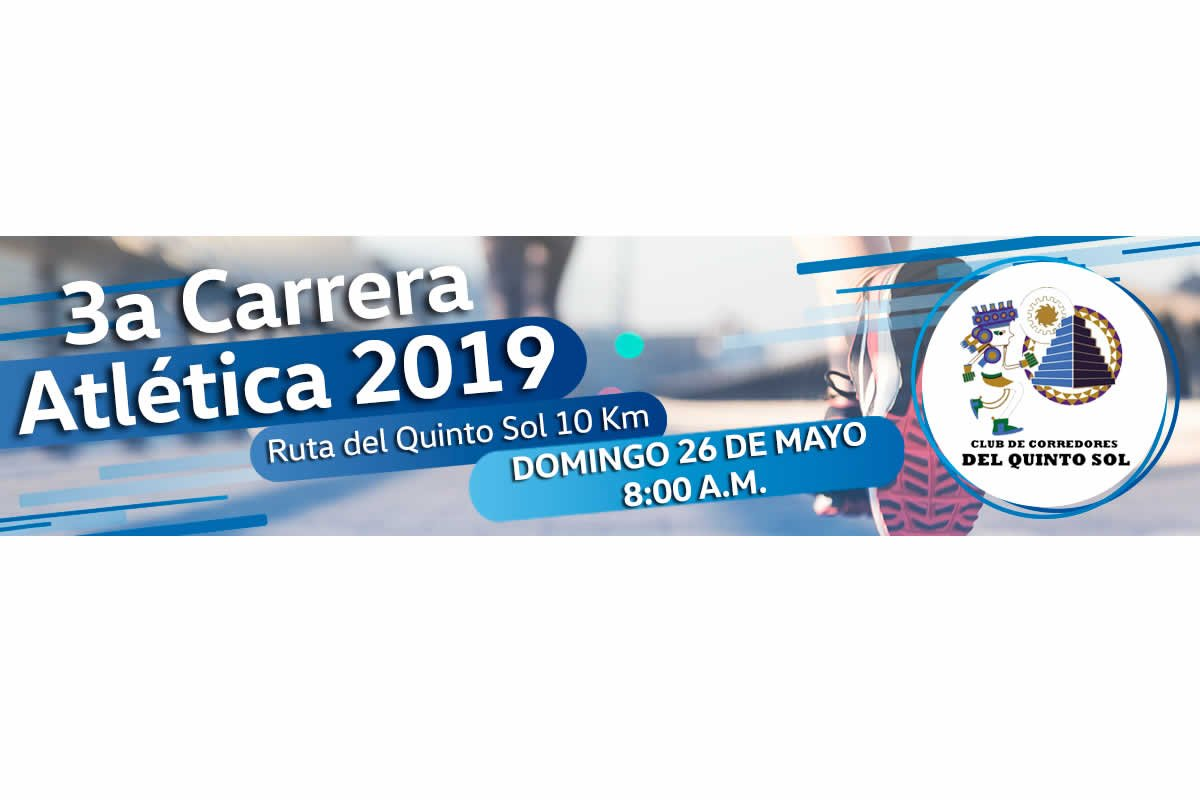 Carrera Atlética Ruta del 5º Sol 10K 2019