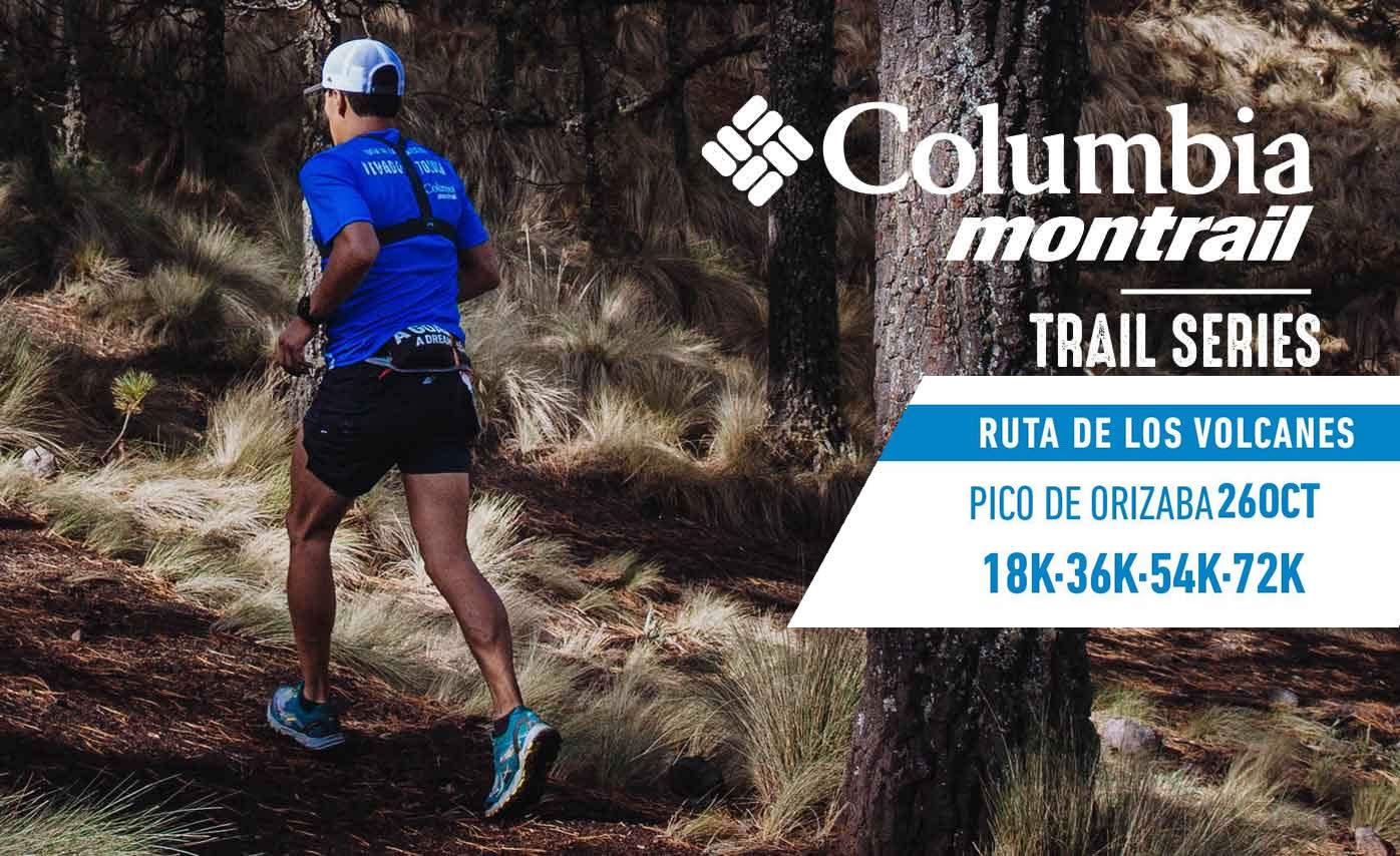 Carrera Columbia Montrail Parque Nacional Pico de Orizaba 2019