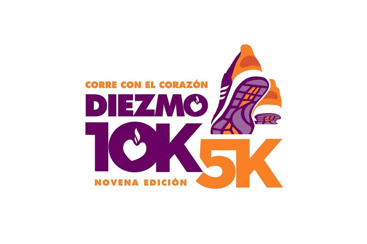 Carrera Diezmo Monterrey 2019
