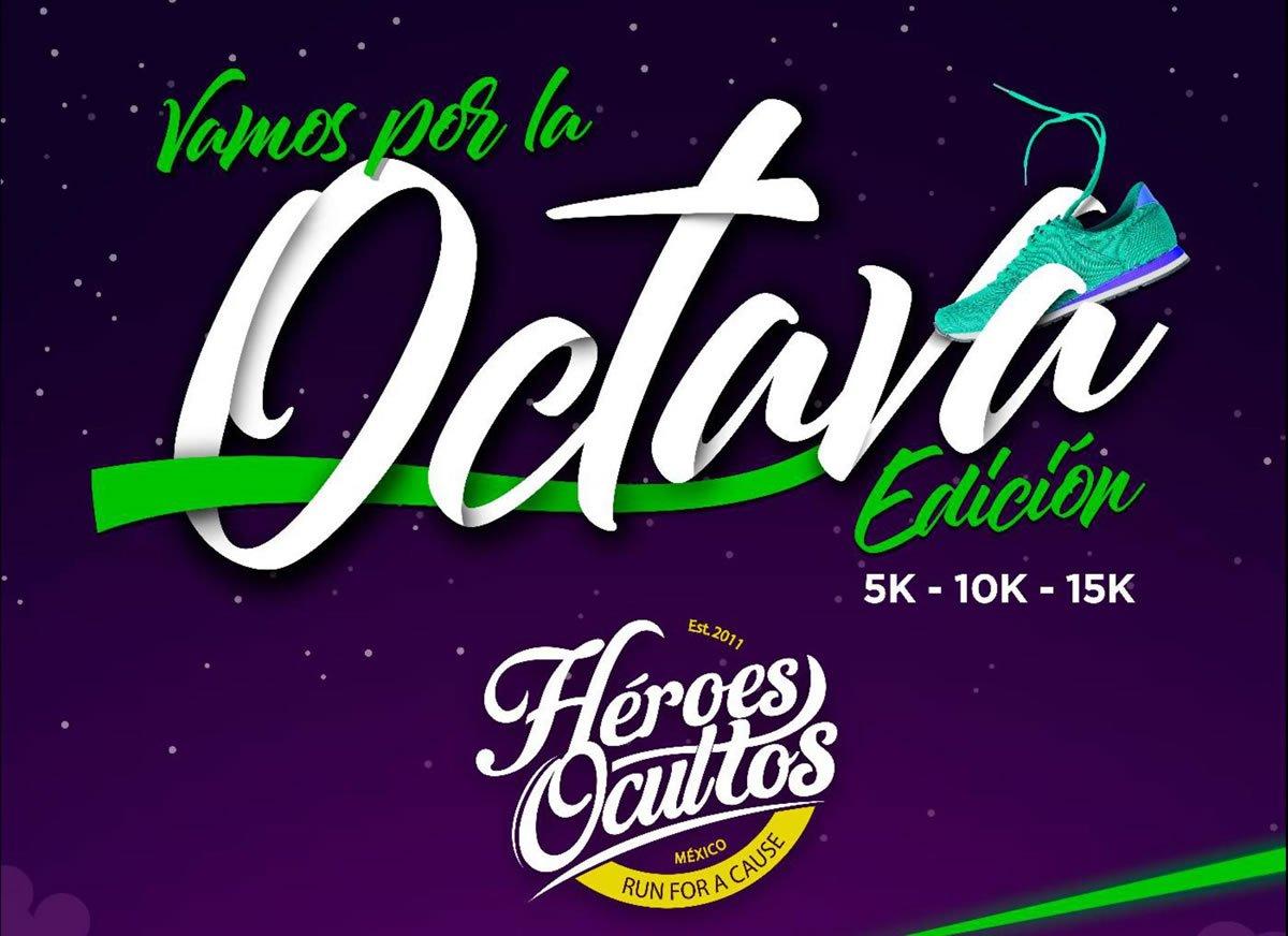 Carrera Héroes Ocultos 2019