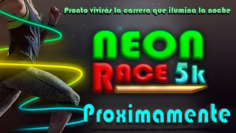 Carrera Neón Coatzacoalcos 2019