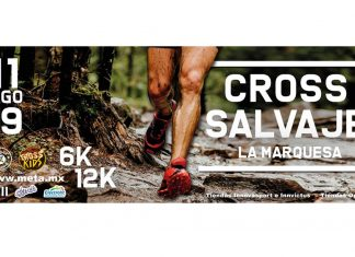 Cross Salvaje la Marquesa