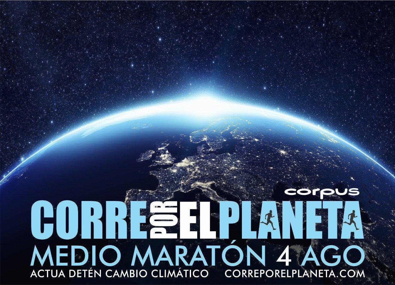 MEDIO MARATÓN CORRE POR EL PLANETA 2019