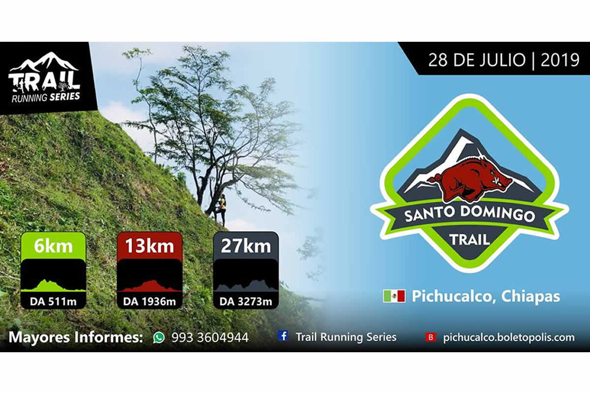 Santo Domingo Trail 2019