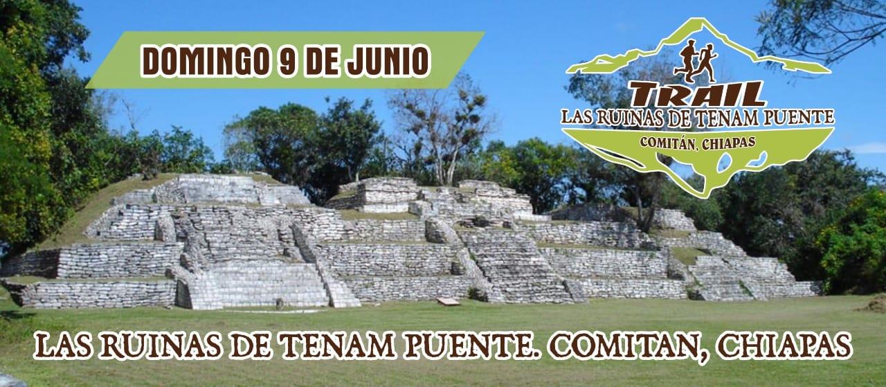 TRAIL LAS RUINAS DE TENAM PUENTE 2019