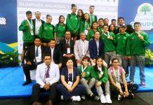 Cosecha de 8 medallas de la Ciudad México en taekwondo y atletismo