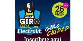 Gran Giro Guadalajara Electrolit