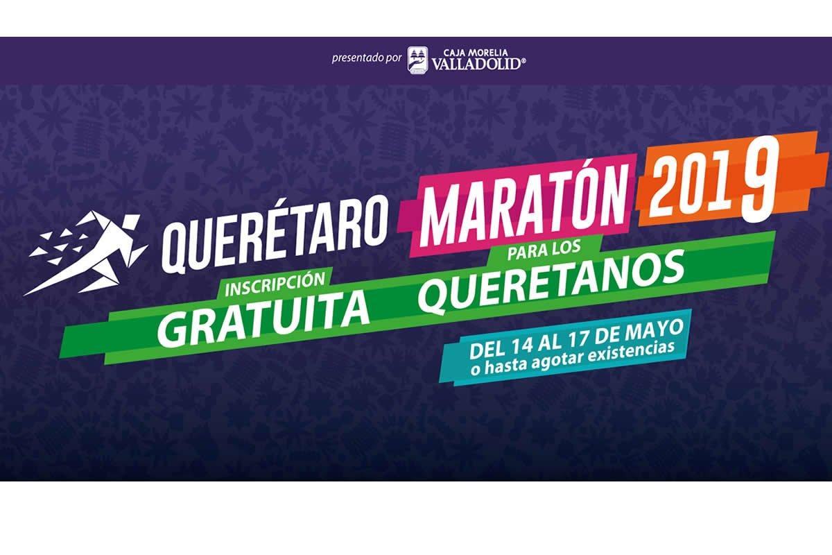 Maratón Querétaro 2019