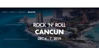 Rock 'n' Roll Cancún 2019
