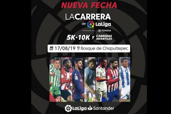 carrera la liga 2019