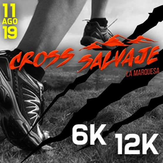 cross salvaje 2019