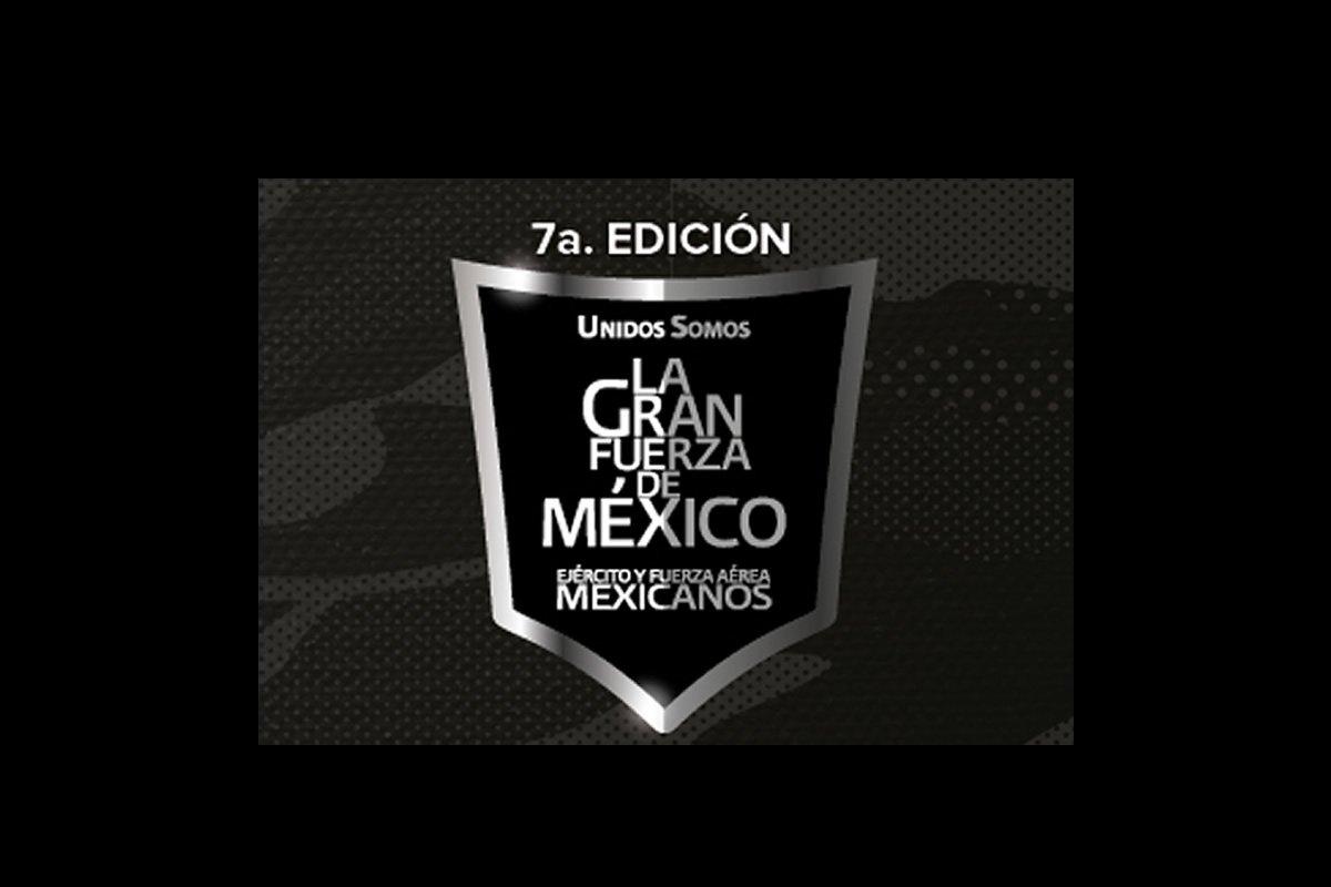 """7ª Carrera Nocturna """"La Gran Fuerza de México"""""""