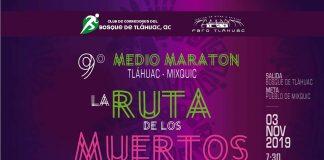 Medio Maratón La Ruta de los Muertos 2019