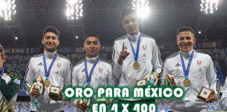 ORO MEXICO 4X400