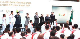 Ustedes llevan la representación de millones de mexicanos Ana Gabriela Guevara 2