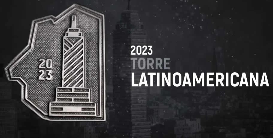 medalla maraton de la ciudad de México 2023