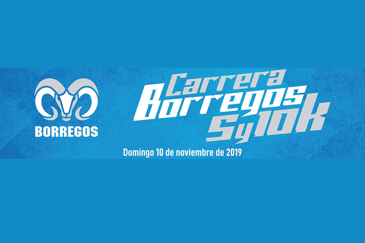 Carrera BORREGOS Estado de México 2019
