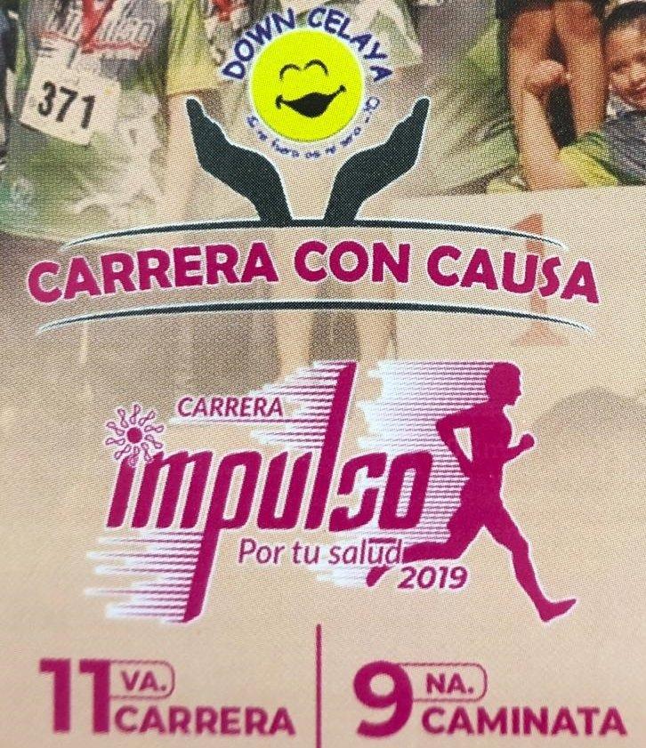 Carrera Impulso por tu Salud 2019