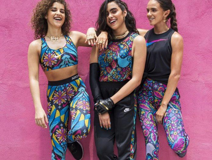 La nueva colección de Hyperflora de Women by Nike