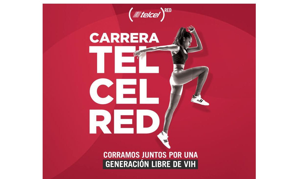Carrera Telcel Red CdMx 2019