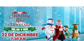 Christmas Run Quéretaro 2019
