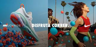 Disfruta correr con Nike Joyride y Spotify
