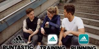 APPS ADIDAS RUNNING Y ADIDAS TRAINING