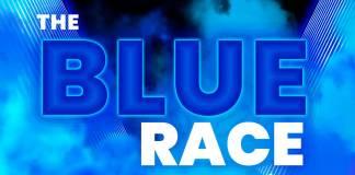 Blue Race by Martí