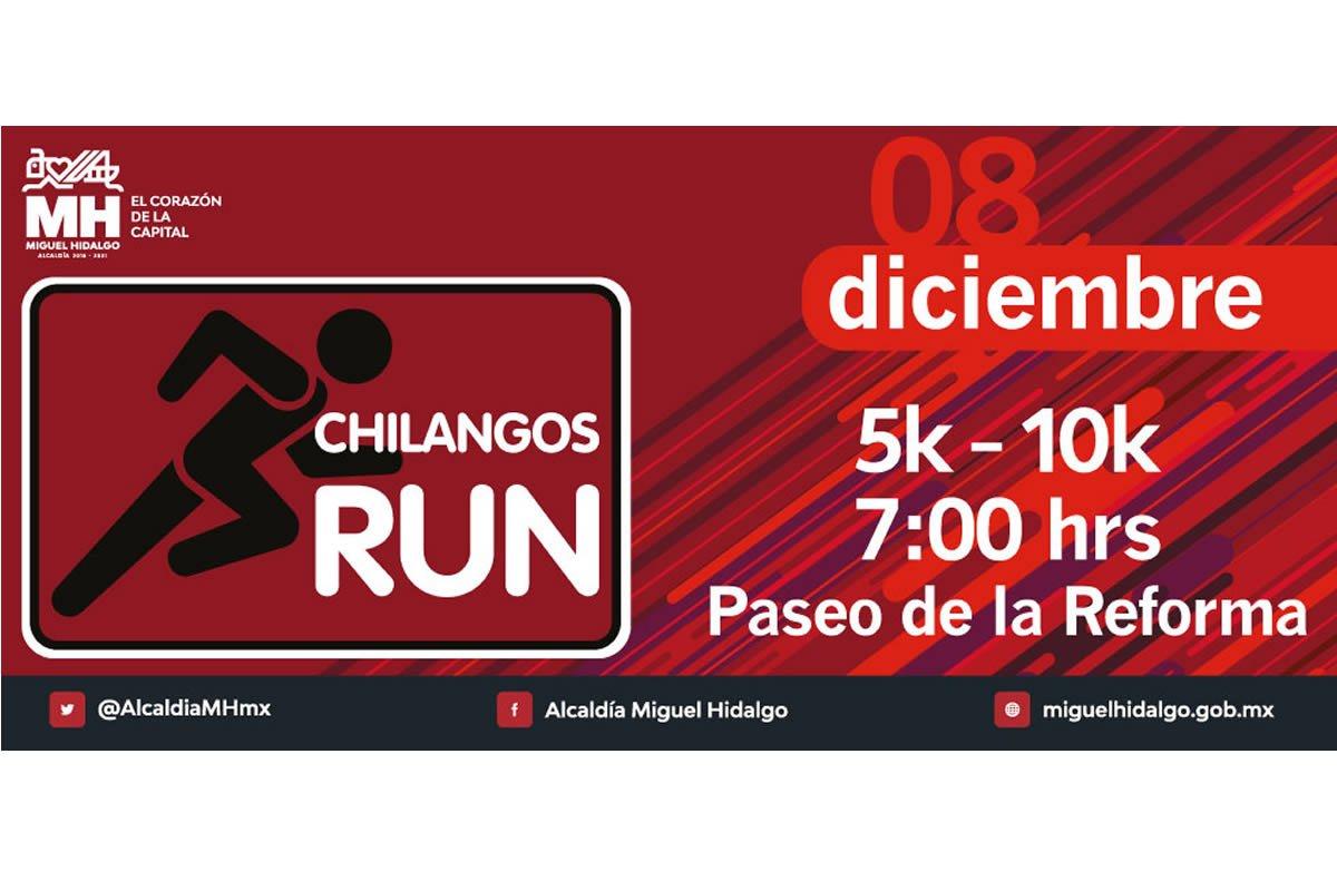 Carrera Chilangos Run 2019