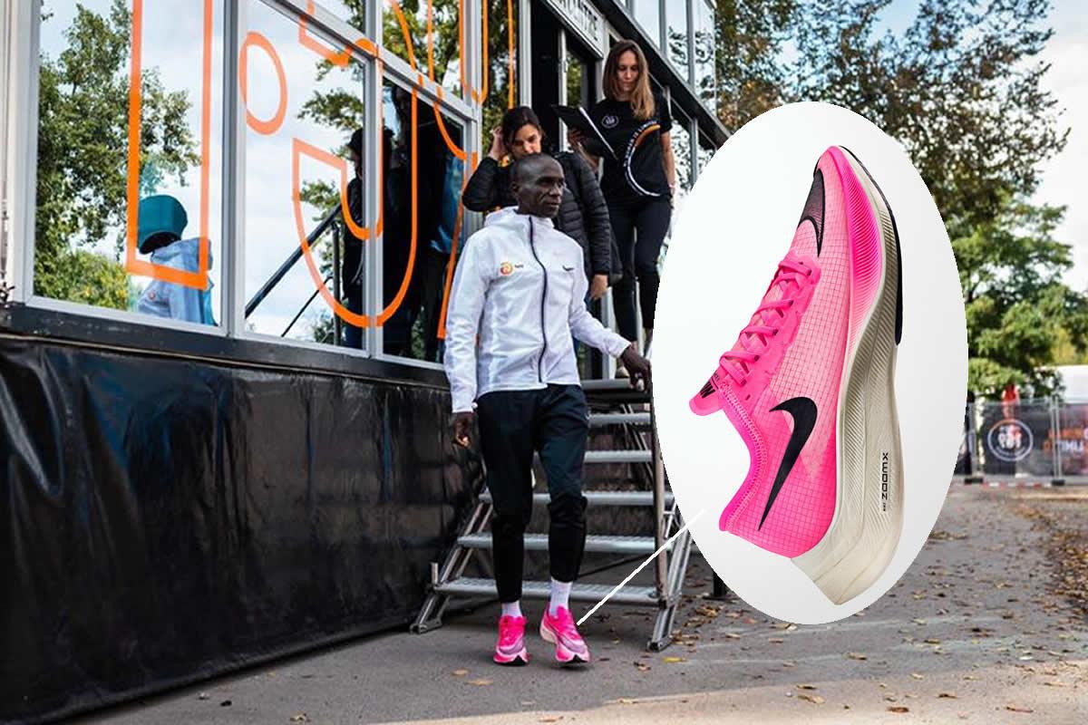 El mundo de las zapatillas sobre pasa los límites del